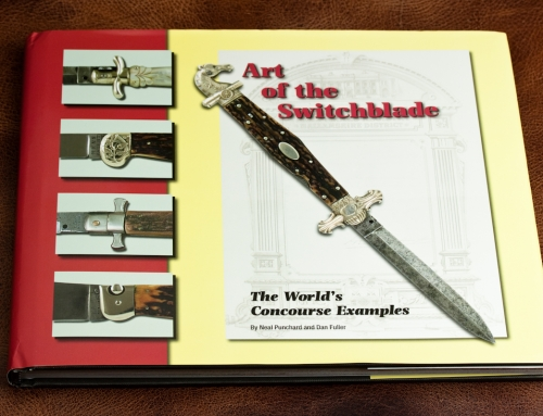 "Faszination Springmesser: ""Art of the Switchblade"" von Neal Punchard und Dan Fuller"